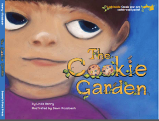 Visit The Cookie Garden website to buy the book.